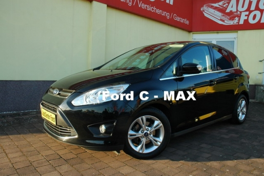 Ford C-Max 1.0 EcoBoost Start-Stopp Champions-Edition