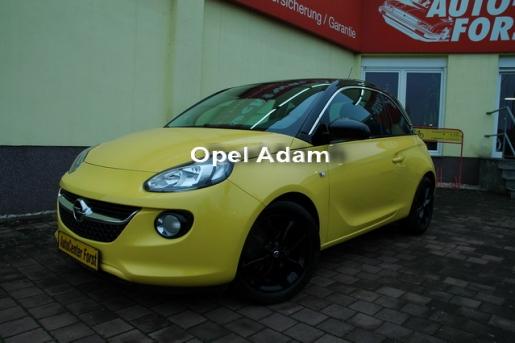 Opel Adam 1.2 1.Hand gute Ausstattung