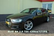 Audi A4 2,0TDI DPF Avant S line Sportpaket Xenon Navi