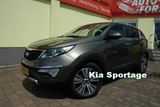 Kia Sportage 2.0 GDI Aut. Spirit 1.Hand