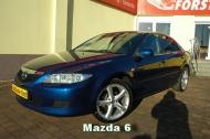 Mazda 6 Sport 1.8 Comfort Super Zustand 18 Zoll Räder