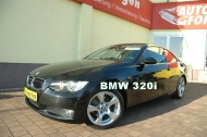 BMW 320i Coupe Aut.Navi-Xenon-Unfallfrei