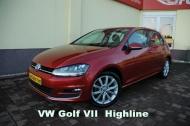 VW Golf VII 2,0TDI Highline Standheizung Navi Xenon