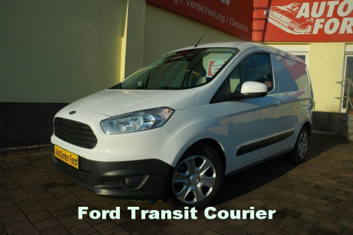 Ford Transit Courier 1,0 EcoBoost Klima NEU