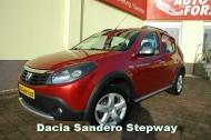 Dacia Sandero 1.6 MPI Stepway 1.Hand Klima