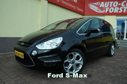 Ford S-Max 2.0 TDCi 163PS Titanium Navi