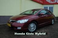 Honda Civic Hybrid 1.3i 1.Hand Automatik