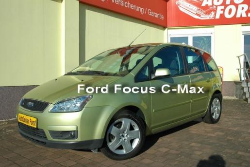 Ford Focus C-MAX 1.8 - 1. Hand
