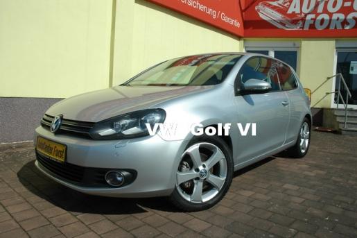 Volkswagen Golf 1.4 TSI 1.Hand-Xenon Comfortline