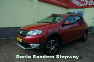 Dacia Sandero Stepway TCe 90 Prestige 1.Hand